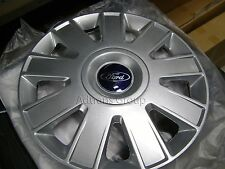 "GENUINE FORD LS LT LV FOCUS 15"" HUB CAP WHEEL COVERS SUITS STEEL WHEELS 4M51/CA"
