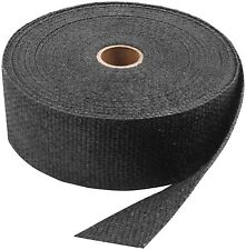 Twin Power 11021-P Exhaust Wrap 1in. x 50ft. - Black 04-8854