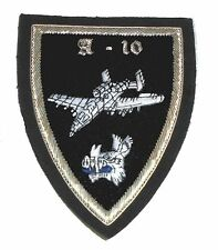 A 10 Warthog Fairchild Anti Tank Thunderbolt MM ISIS Iraq War Battle Unit Patch