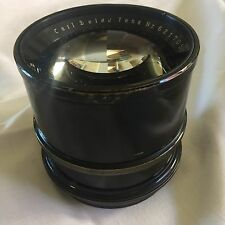 Carl Zeiss Jena 300mm f3.5 Tessar XIV Barrel Lens adaptable for nikon