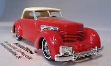 Matchbox Phaeton Sedan 1937 Cord Model 812 Supercharged MOY YY-18 Lesney 1978