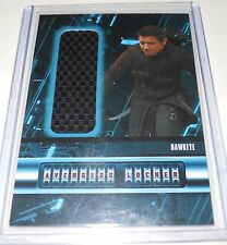 Avengers Age of Ultron Costume Trading Card Hawkeye #AL-HA