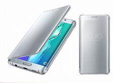 Original Samsung Galaxy S6 Edge+ Clear View Flip Case Cover EF-ZG928 Schutzhülle