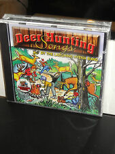 The Deer Hunting Songs (CD) Laughing Hyena Ent! Laughing Hyena Band! BRAND NEW!