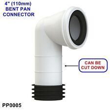 Viva 90 Grados Codos 110 Mm Pan Conector easi-fit pp0005 * se puede cortar al tamaño *