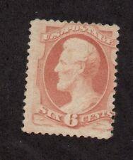 1878 Scott #186 OG/HR,  Weiss cert!