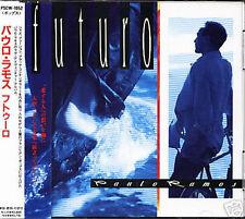 Paulo Ramos - Futuro - Japan CD - 1991 11Tracks