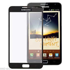 VETRO ESTERNO TOUCH SCREEN DISPLAY SAMSUNG GALAXY NOTE N7000 i9220 NERO BLACK