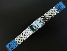 Benny & CO 20MM Wide Stainless Steel original genuine watch Band