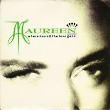 """MAUREEN where has all the love gone URB 65 uk Urban 1990 7"""" PS EX/EX"""