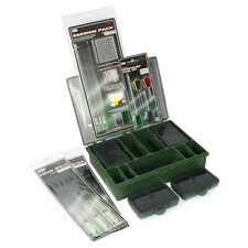 NEW NGT TACKLE BOX B SESSION PACK HAIR RIGS NEEDLE SET CARP FISHING SALE £20 !!!