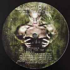 "SCREWBALL - Cannon Fodder Style EP (12"") (EX/EX)"