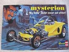 """1994 Revell """"mysterion"""" """"Big Daddy"""" Roth's Model Kit-#1277:200-1:25-Opened-New"""