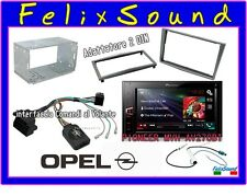 KIT AUTORADIO 2DIN PERFECT FIT  OPEL ASTRA H 2006  + PIONEER MVH-AV270BT