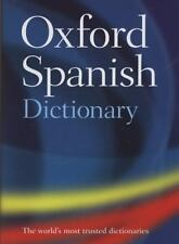 Oxford Spanish Dictionary (2008, Hardcover)