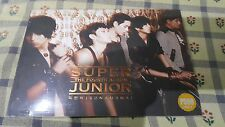 Super Junior - The Fourth Album - Bonamana - Sealed - KPOP