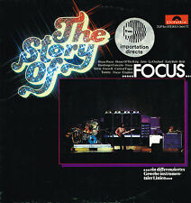 """LP 12"""" 30cms: Focus: the story of... polydor 2LP. A"""