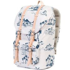 Herschel Supply Co Little America Backpack - Sun Up white blue