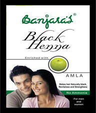 BANJARAS BLACK HENNA WITH AMLA 50 gm