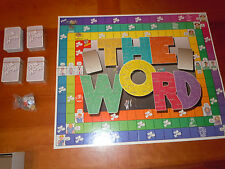 The Word Vocabulary Board Game ESL Teacher Resource Learn English SAT Prep NEW
