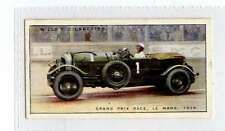 (Ji209-100) Wills, Speed, Grand Prix Race  ,1930 #25