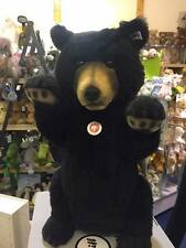 STEIFF Black Bear, Brand New 2017 Collection, L/E 750 Pieces EAN 021695