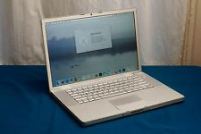 "Apple Macbook Pro 15"" inch 2.4GHz Core 2 Duo 160GB HDD, 4GB RAM A1226 El Capitan"