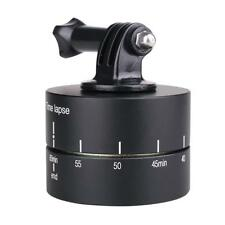 360 Degree Rotation Stabilizer Camera Mount Tripod Panorama Time Delay
