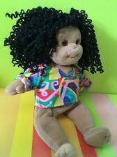 "TY Beanie Baby Kid - CALYPSO 10"" Stuffed Doll Toy Girls Play Soft dolls"