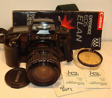 Canon eos elan camera with 28-105mm lens