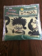NEW BANPRESTO ICHIBAN KUJI ONE PIECE PUNK HAZARD Kinemon PIRATE Face Towel