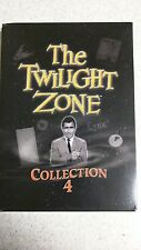THE TWILIGHT ZONE DVD COLLECTION 4 IMAGE ENTERTAINMENT