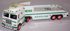 1999 Original Hess Toy Truck & Trailer Collectible Gasoline Electronic - Lights