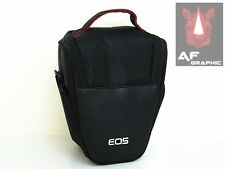 V23a Case Bag w/ Strap for Canon EOS 5D 50D 60D 60Da 70D 1000D 1100D 1200D 1300D