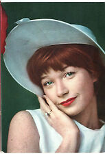 ACTRESS Shirley Maclaine Movie Film Cinema Photo RotalColor Postcard