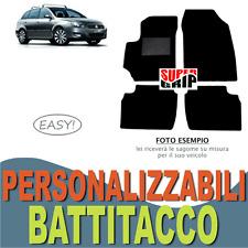 PER FIAT CROMA 05-10 TAPPETINI AUTO SU MISURA IN MOQUETTE CON BATTITACCO   EASY