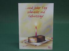 AK Werbepostkarte  NESTLE YES Torty kleine Torte statt vieler Worte ungelaufen