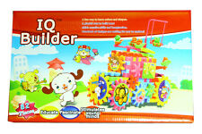 IQ Builder Toy Set - Interlock Learning Blocks