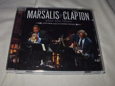 ERIC CLAPTON WYNTON MARSALIS Play the Blues (2011) CD Jazz at Lincoln Center