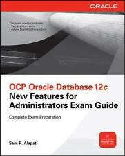 OCP Upgrade to Oracle Database 12c Exam Guide (Exam 1Z0-060) (Oracle Press), Ala