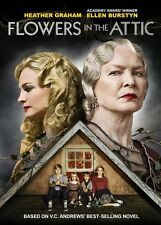 Flowers In The Attic (2014, REGION 1 DVD New) WS
