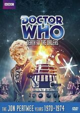 Doctor Who: Death to the Daleks DVD Region 1