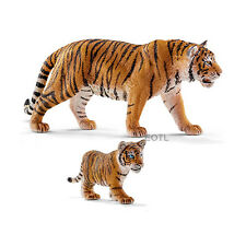 *NEW* SCHLEICH 14729 14730 Asian Tiger Cub Group - Set of 2 - Wild Life