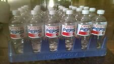 CRYSTAL PEPSI ENTIRE Case (24 Bottles) BRAND NEW and SEALED! 2016 20 oz IN HAND