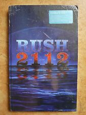 RUSH 2112 Longbox  limited edition cd+blu ray progressive rock hard rock