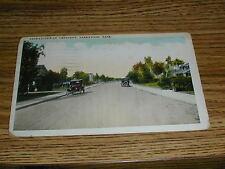 Saskatchewan Crescent Saskatoon 1922 Saskatchewan Postcard
