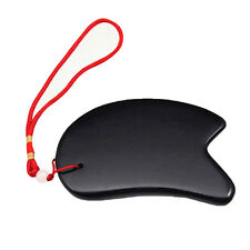 1Pc Scraping Plates Acupuncture Massage Face Body Tool Gua Sha Board Therapy HU