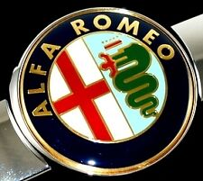 Alfa Romeo 159 Front Bonnet Grille Emblem Logo Badge Only New Genuine 50521448