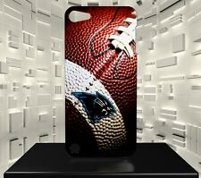 Coque rigide pour iPod Touch 5 Carolina Panthers NFL Team 03