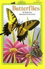 Butterflies (Penguin Young Readers, Level 2) by Neye, Emily, Good Book